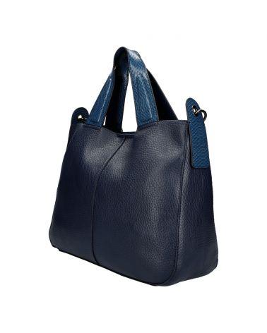 Am Montreux shopper velká tmavě modrá A026 A026_BE