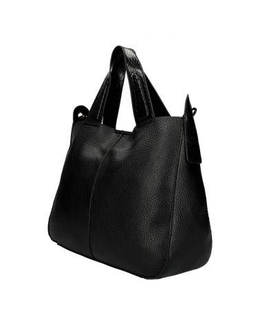 Am Montreux kabelka shopper velká černá A026 A026_BK