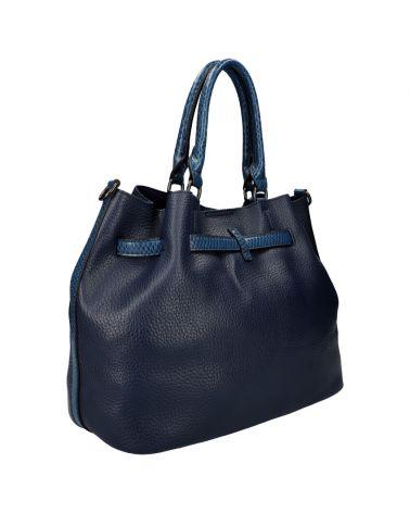 Am Montreux kabelka shopper velká tmavě modrá A019 A019_BE