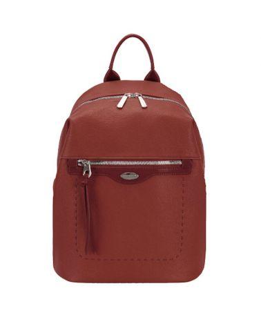 David Jones dámský batoh červený cihlový 6603 6603-3_SA
