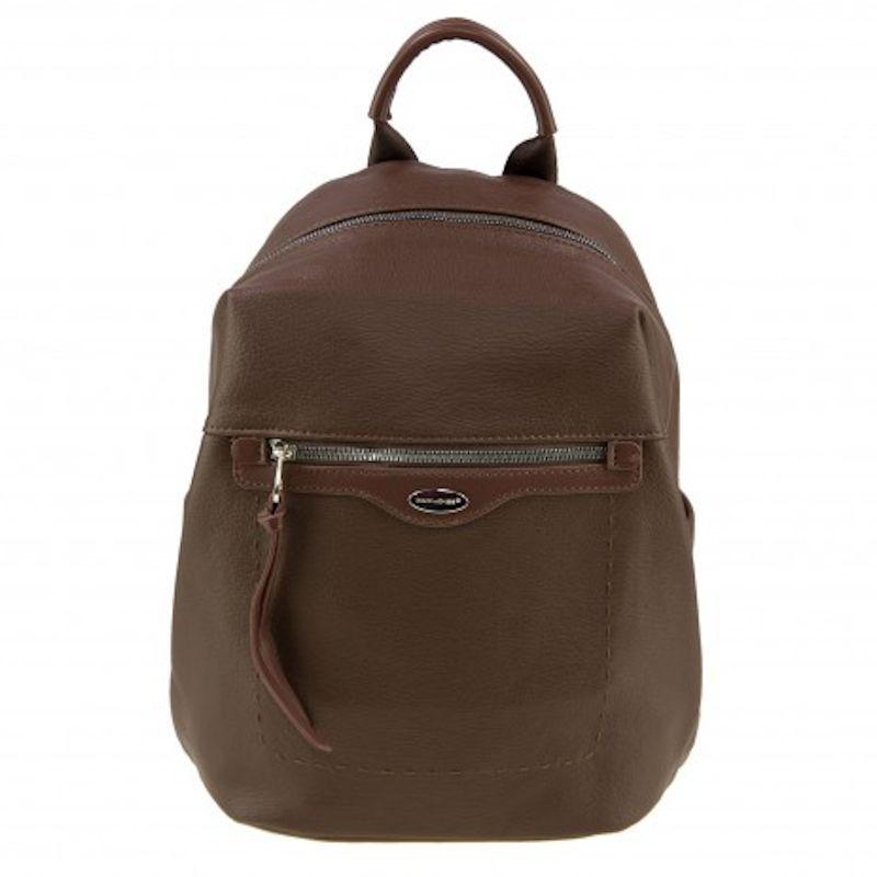 David Jones dámský batoh kávově hnědý 6603 6603-3_CE