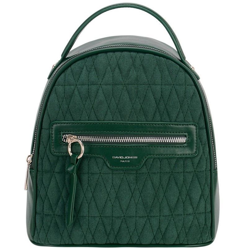 David Jones dámský batůžek zelený 6657 6657-3_GN