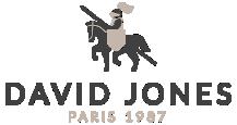 David Jones Paris logo