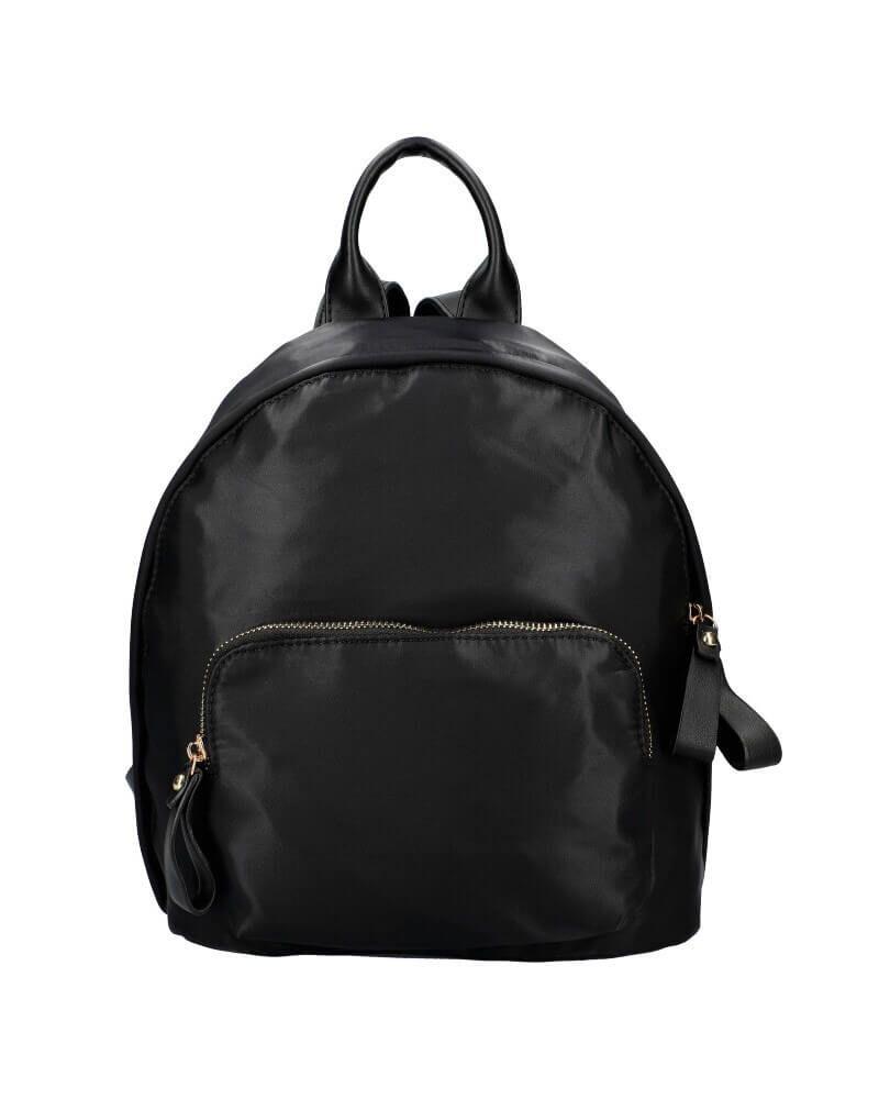Am Montreux dámský černý trendy batůžek JOSE 8887